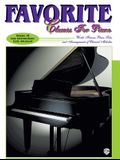 Favorite Classics for Piano, Vol 3: World Famous Piano Solos and Arrangements of Classical Melodies, Book & CD [With CD]