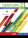 Century 21 Computer Skills and Applications, Lessons 1-88