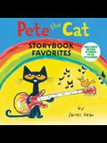 Pete the Cat Storybook Favorites [With Stickers]