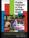 Public Opinion in the Middle East: Survey Research and the Political Orientations of Ordinary Citizens