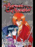 Rurouni Kenshin (3-In-1 Edition), Vol. 6, Volume 6: Includes Vols. 16, 17 & 18
