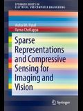 Sparse Representations and Compressive Sensing for Imaging and Vision
