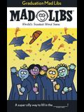 Graduation Mad Libs