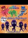 Five Little Ninjalinos: A Halloween Story