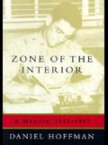 Zone of the Interior: A Memoir, 1942-1947
