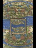 Rereading Chaucer and Spenser: Dan Geffrey with the New Poete
