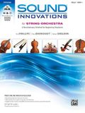 Sound Innovations for String Orchestra, Bk 1: A Revolutionary Method for Beginning Musicians (Cello), Book & Online Media [With MP3]