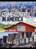 Worrall: Crime Control in America_3