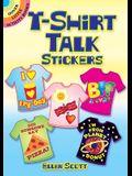 T-Shirt Talk Stickers