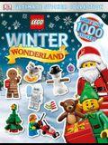 Lego Winter Wonderland