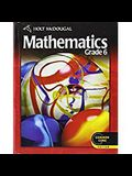 Holt McDougal Mathematics: Student Edition Grade 6 2012