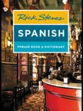 Rick Steves Spanish Phrase Book & Dictionary