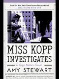 Miss Kopp Investigates, 7