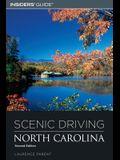 Scenic Driving North Carolina, Second Edition