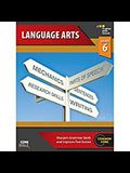 Steck-Vaughn Core Skills Language Arts: Workbook Grade 6