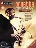 Ornette Coleman: Jazz Play-Along Volume 166 [With CD (Audio)]