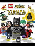 Lego DC Comics Super Heroes Visual Dictionary: With Exclusive Yellow Lantern Batman Minifigure [With Toy]