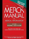The Merck Manual of Medical Information: Second Home Edition (Merck Manual of Medical Information, Home Ed.)