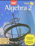 Texas Holt Algebra 2