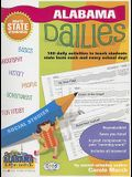 Alabama Dailies: 180 Daily Activities to Teach Students State Facts Each and Every Day!