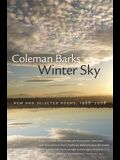 Winter Sky: New and Selected Poems, 1968-2008