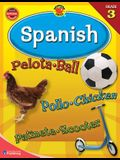 Spanish, Grade 3 (Brighter Child Workbooks)