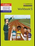 Cambridge Primary English as a Second Language Workbook: Stage 5