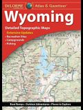 Delorme Wyoming Atlas and Gazetteer