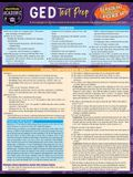 GED Test Prep - Reasoning Through Language Arts: A Quickstudy Laminated Reference Guide