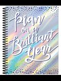 Sparkle and Shine Plan on a Brilliant Year Teacher Planner