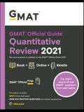 GMAT Official Guide Quantitative Review 2021, Book + Online Question Bank