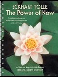 Power of Now 2020 Engagement Calendar: By Eckhart Tolle