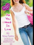 All You Need Is Love: The Principles of Love