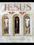Jesus: His Life in Verses from the King James Holy Bible
