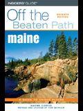 Maine Off the Beaten Path