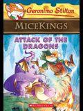 Attack of the Dragons (Geronimo Stilton Micekings #1), 1: Geronimo Stilton Micekings #1