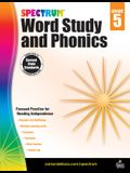 Spectrum Word Study and Phonics, Grade 5
