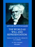 The World as Will and Representation, Vol. 1, Volume 1