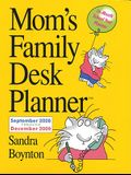 Mom's Family Desk Planner 2009
