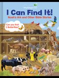 I Can Find It! Noah's Ark and Other Bible Stories