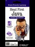 Head First Java Code Magnets [With Magnets]