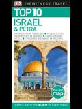 DK Eyewitness Top 10 Israel and Petra