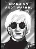 Becoming Andy Warhol