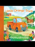 Little Orange Truck