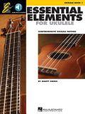 Essential Elements for Ukulele - Method Book 1: Comprehensive Ukulele Method [With CD (Audio)]