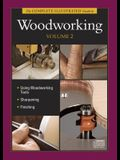 The Complete Illustrated Guide to Woodworking DVD Volume 2