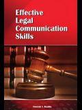 Effective Legal Communication Skills