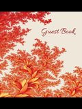 GUEST BOOK (Hardback), Visitors Book, Comments Book, Guest Comments Book, House Guest Book, Party Guest Book, Vacation Home Guest Book: For events, fu