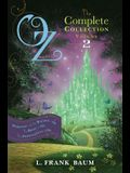 Oz, the Complete Collection, Volume 2, 2: Dorothy and the Wizard in Oz; The Road to Oz; The Emerald City of Oz