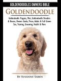 Goldendoodle: Goldendoodle Owners Bible: Goldendoodle Puppies, Mini, Goldendoodle Breeders & Rescue, Owners Guide, Prices, Adults &